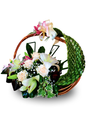 Cvetna korpa mix