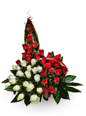 Korpa Ruže Mix